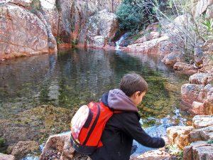Marina di Gairo, Tour 41 – Sardinien mit Kindern