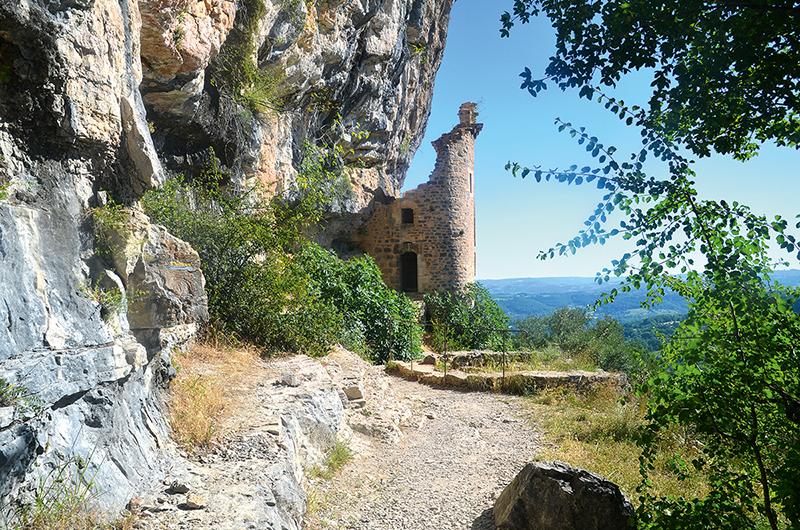 Das Chateau des Anglais von Autoire