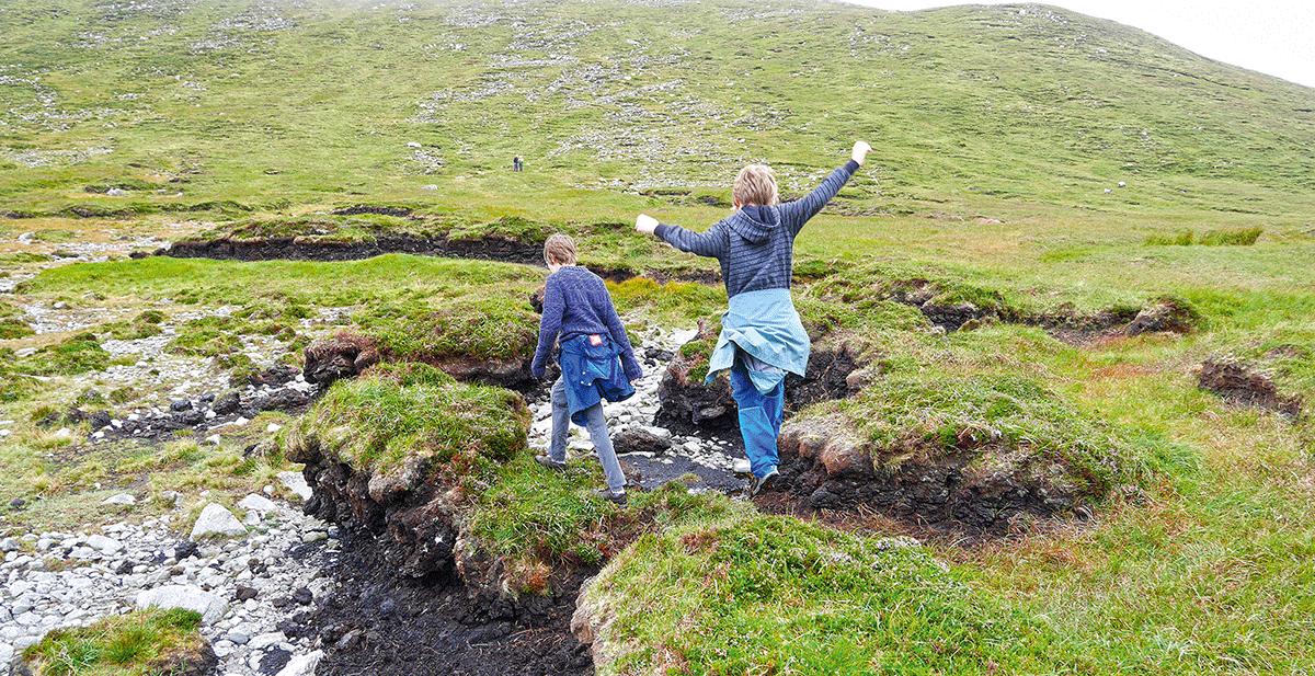 Irland mit Kindern