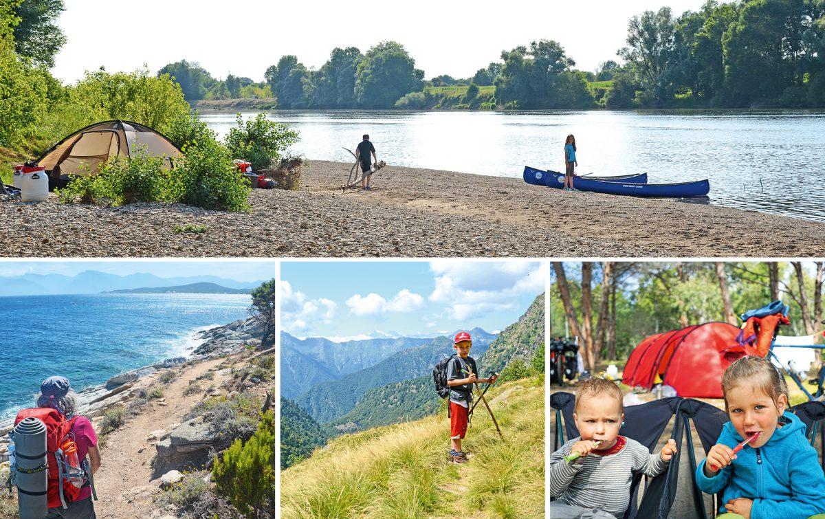25 Outdoor-Abenteuer für Familien
