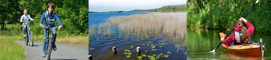 Kinder-Abenteuer an den Mecklenburgischen Seen