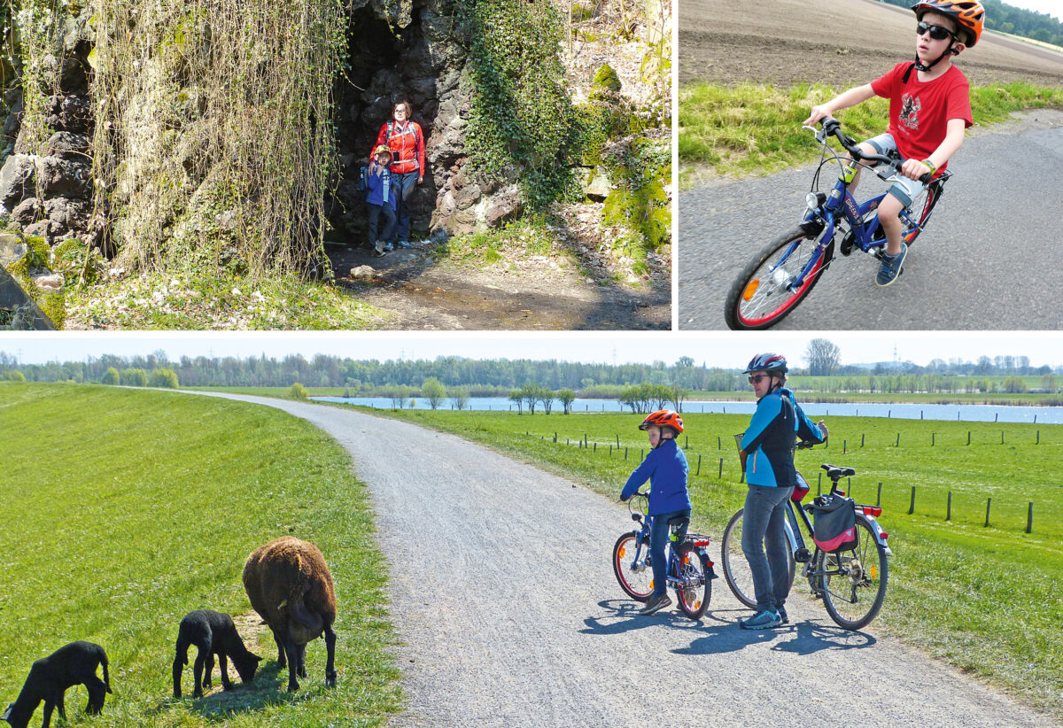 Fahrradtouren im Ruhrgebiet