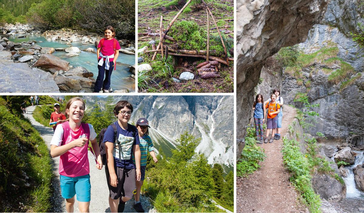 Innsbrucker Berge mit Kindern