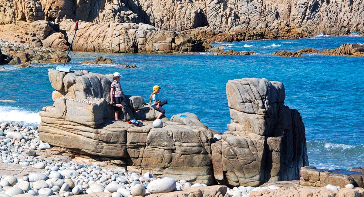 Kinder-Abenteuer auf Sardinien